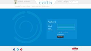 Kinyarwanda - IREMBO