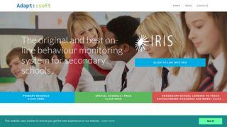 IRIS   Pupil behaviour management for secondary schools
