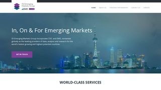 ISI Emerging Markets Group