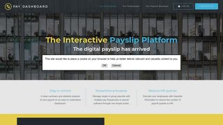 Online payslips with PayDashboard | Pay Dashboard