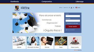 Campus Virtual de Universidad Itaca