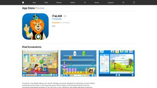 iTaLAM on the App Store - iTunes - Apple