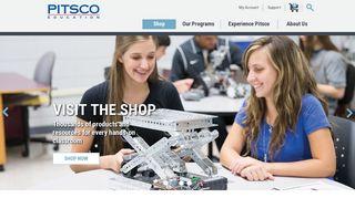 Pitsco Education | K-12 Future-Ready STEM Learning