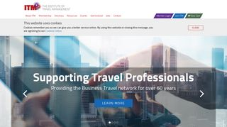 Institute of Travel Management | The Business Travel Association