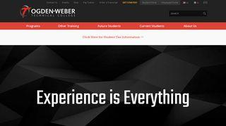 Ogden-Weber Technical College |