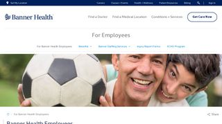 For Employees - Banner Health