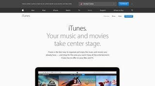 iTunes - Apple