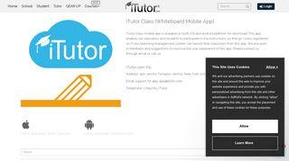 iTutor App