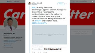 William Suh, MD on Twitter: