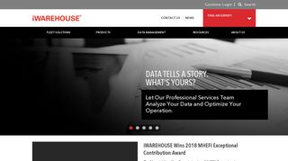 iWAREHOUSE   Warehouse Technology Solutions   Forklift Telematics