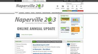 IXL - Naperville Community Unit School District 203