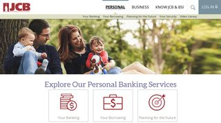 Personal Banking Services   JCBank.com - Jackson County Bank