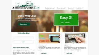 Johnson City Bank > Home