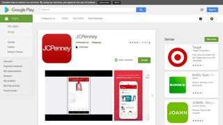 JCPenney - Apps on Google Play