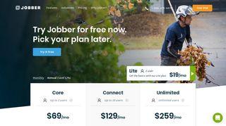 Jobber Pricing Information | Jobber Software