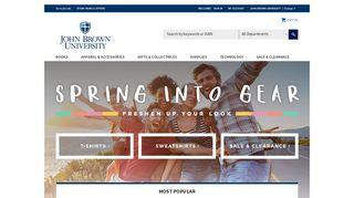 John Brown University Bookstore Apparel, Merchandise, & Gifts - eFollett
