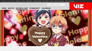 VIZ   Shonen Jump, the World's Most Popular Manga