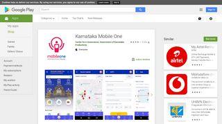 Karnataka Mobile One - Apps on Google Play