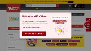Kaunsa Coupons, Offers and Promo Code - CouponDunia