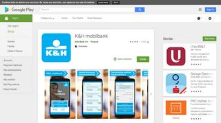 K&H mobilbank – Apps on Google Play