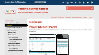 Kickboard - Peshine Avenue School