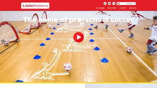 Toddler soccer training and development for children 18 months to 7 ...