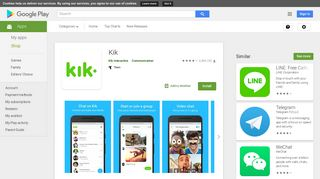 Kik - Apps on Google Play