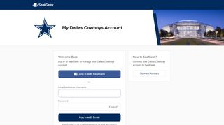 Dallas Cowboys Account Manager   SeatGeek