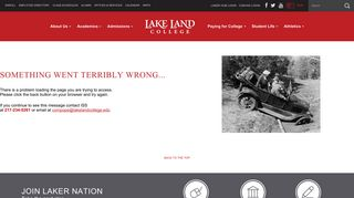 Mission Statement - Lake Land College, Mattoon Illinois