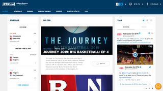 BTN2Go > Big Ten Network Live Streaming and On-Demand Video ...