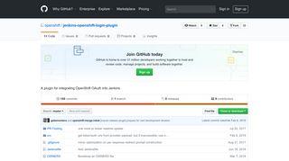 GitHub - openshift/jenkins-openshift-login-plugin: A plugin for ...
