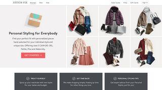 Women's Clothing | Women's Clothes Box | Stitch Fix