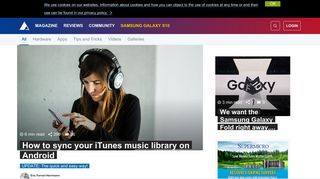 How to use iTunes with your Android smartphone   AndroidPIT