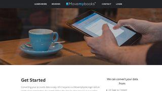 Moving to Xero — Movemybooks