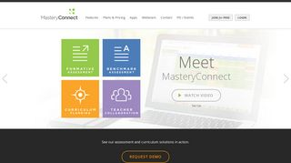 MasteryConnect | Assessment and Benchmark Software