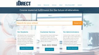 MBS Direct | Course material fulfillment for the future of education