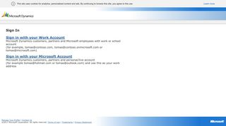 PartnerSource - Microsoft Dynamics
