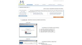 Megaproxy® - Web SSL VPN proxy service tour