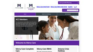 Mercy Care: Home