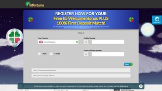 Mk Registration | mFortune