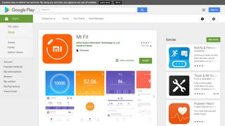 Mi Fit – Apps on Google Play