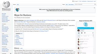 Skype for Business - Wikipedia