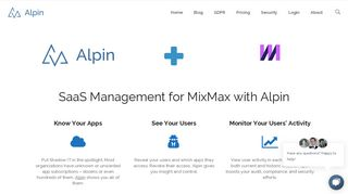 MixMax - Alpin.io