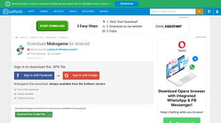Download Mobogenie APK for Android - free - latest version