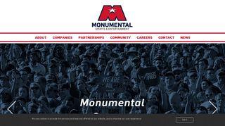 Monumental Sports