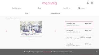 Christmas card to Australia! - | Moonpig