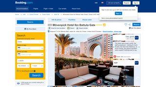 Mövenpick Hotel Ibn Battuta Gate, Dubai, UAE - Booking.com