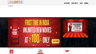 Movie Card India