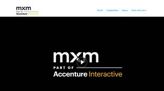 MXM: The Content Powered Digital Agency