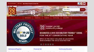 bossier parish – community college